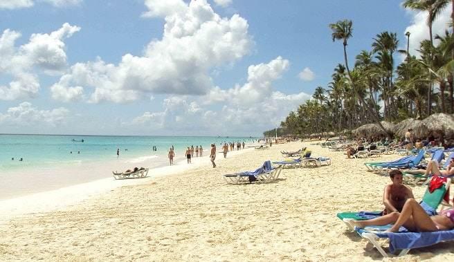 La Playa de El Cortecito en Punta Cana
