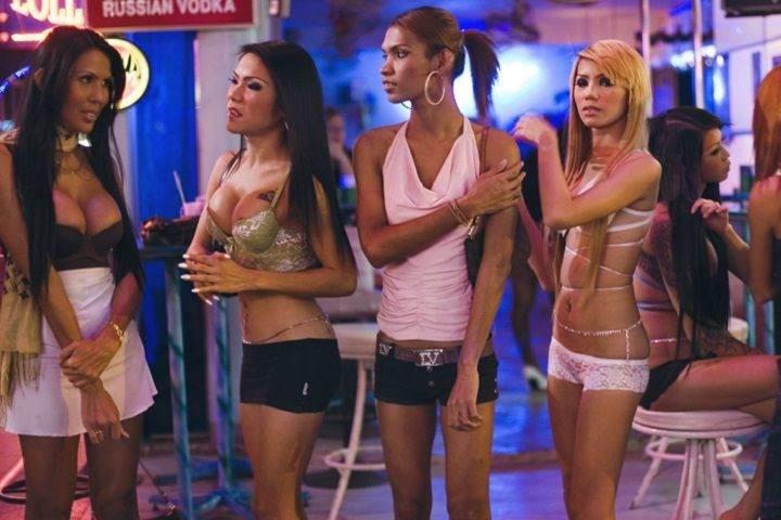 Ladyboy-in-Thailand 5 - Ледибои (катои) Тайланда - инструкция для любителей секс-экстрима