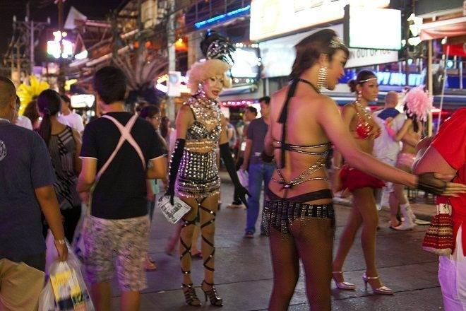 Секс экстрим в таиланде
