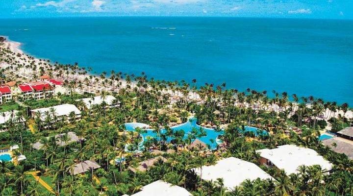 Melia Caribe Tropical Доминикана с детьми - Обзор отелей Доминиканы для отдыха с детьми