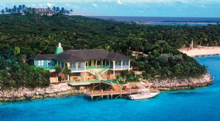Musha-Cay экзотические острова и места - Экзотические острова – на любой вкус