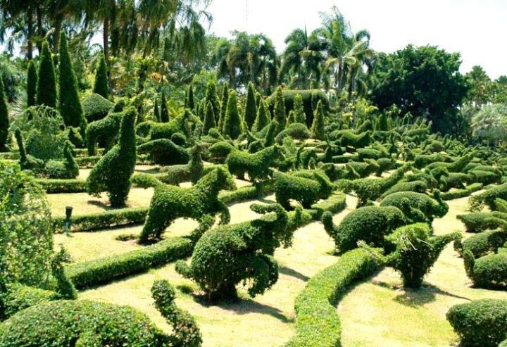 сад Нонг Нуч Nong-Nooch-3 - Экскурсии в Тайланде, которые следует обязательно посетить