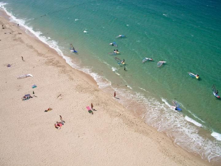 Пляжи Испании  Palmar - Настоящее уединение - 7 пляжей Испании