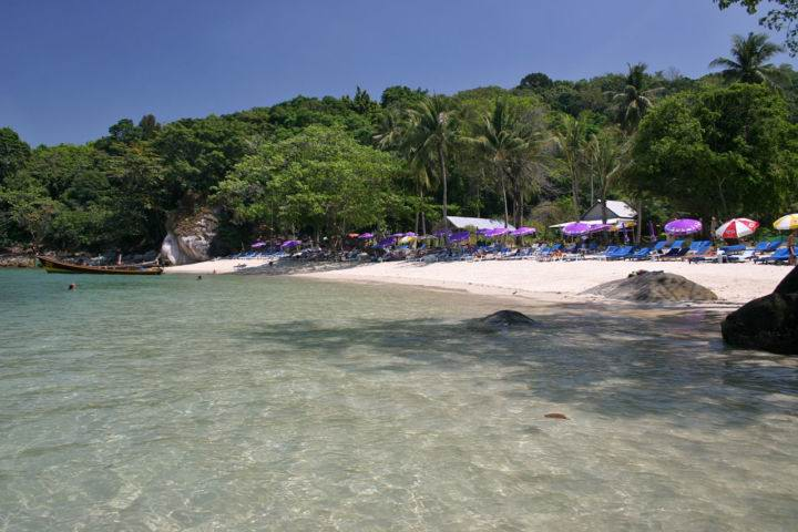 Paradise-beach Пхукет