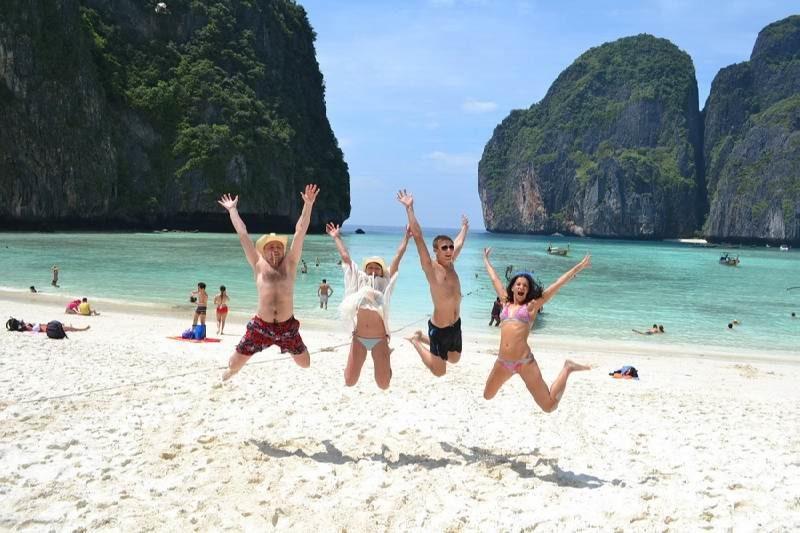 Острова Пхи-Пхи - один из лучших курортов Тайланда