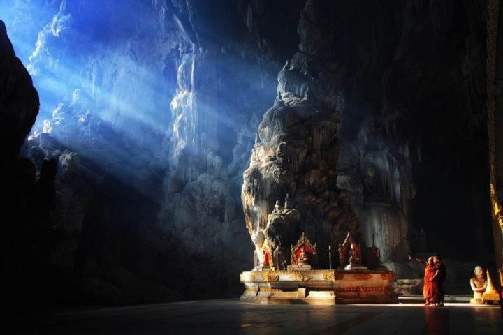 Phowintaung - 10 лучших экзотических мест для путешествия