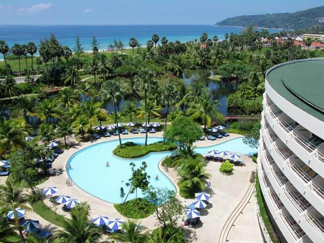 Отели Пхукета Phuket