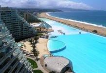 Самый большой в мире бассейн: океан у океана