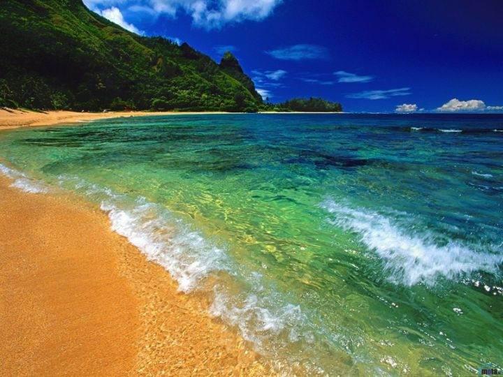 San-Blas-blue-beach-sea - Самые впечатляющие экзотические пляжи мира