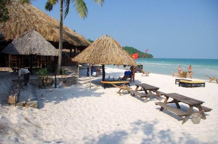 Sao Beach PhuQuoc - Откройте для себя остров Фукуок - настоящую жемчужину Вьетнама