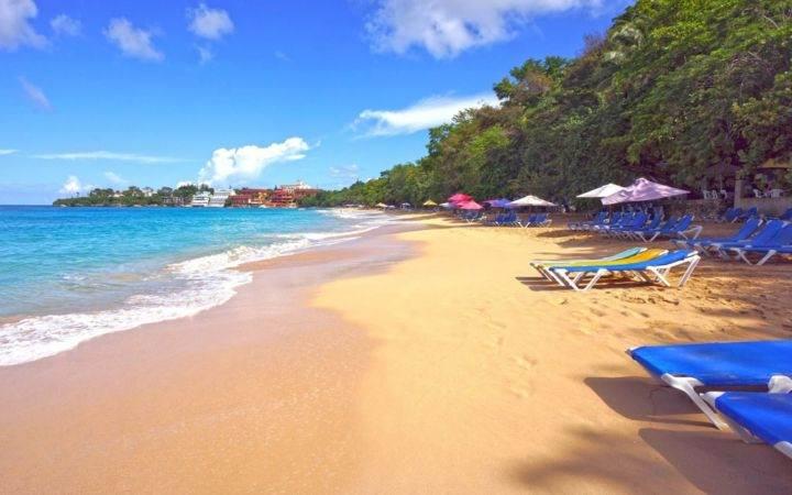 Sosua пляж - Пуэрто-Плата и его главные курорты - Плайя Дорада, Сосуа и Кабарете