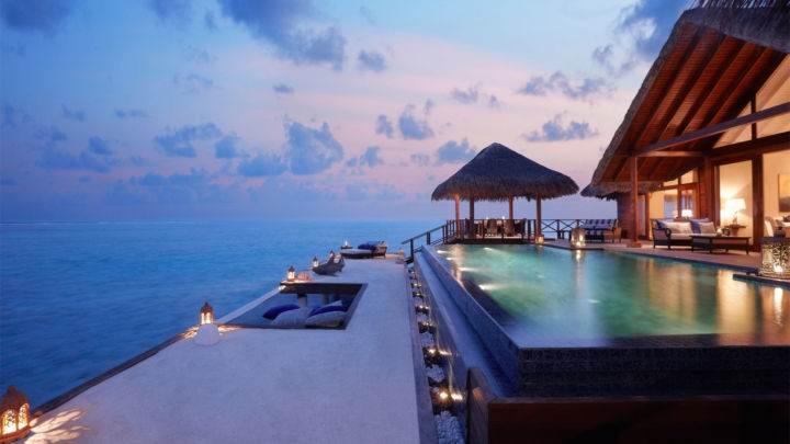 Лучшие курорты на Мальдивах Taj-Exotica-Resort-Spa-Maldives - Какие самые шикарные отели на Мальдивах?