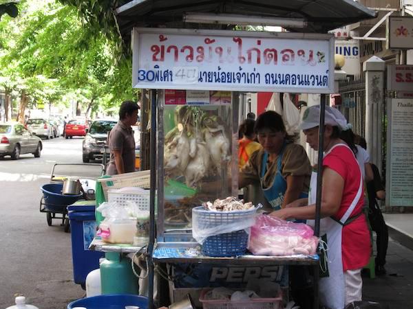 Описание и рецепты популярных блюд тайской кухни - Описание и рецепты популярных блюд тайской кухни