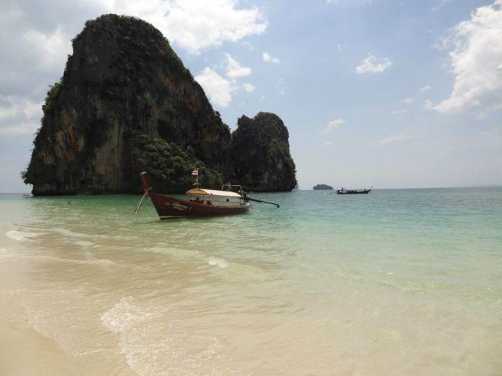 Tiger Cave - Курорт Краби в Тайланде - это шикарные пейзажи, море и множество развлечений