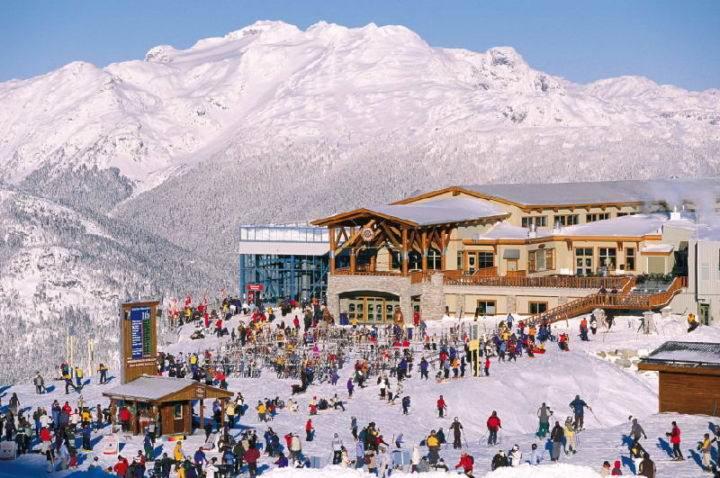 Whistler Blackcomb лучшие горнолыжные курорты