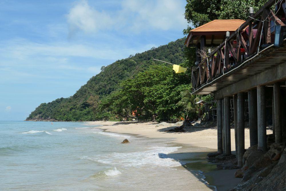 Пляж White Sand Beach остров Ко Чанг
