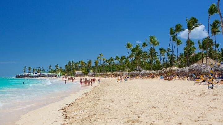 arena gorda - Десятка лучших пляжей Пунта-Кана