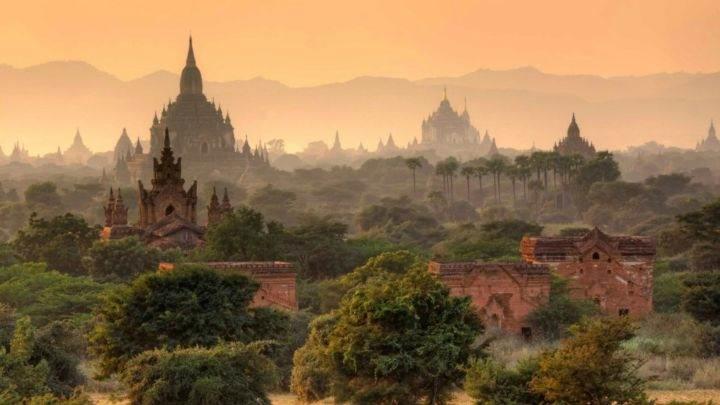 bagan баган - 10 лучших экзотических мест для путешествия