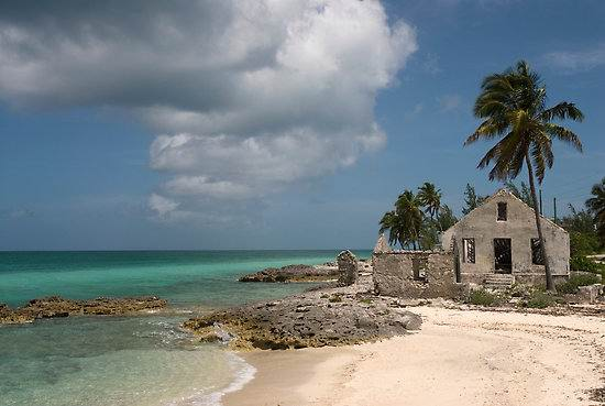 Bay-Cat-Island-Bahamas - Идеально для тропического путешествия - остров Кэт на Багамах