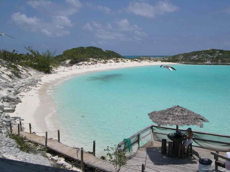 exuma-beaches-21 - Идеальное место для рыбалки и дайвинга на Багамах - острова Берри