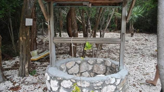 """fountain_of_youth_1-min - Легендарный """"Фонтан молодости"""" и другие достопримечательности острова Бимини на Багамах"""
