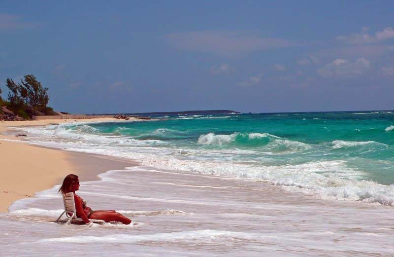little_whale_cay_021 - Идеальное место для рыбалки и дайвинга на Багамах - острова Берри