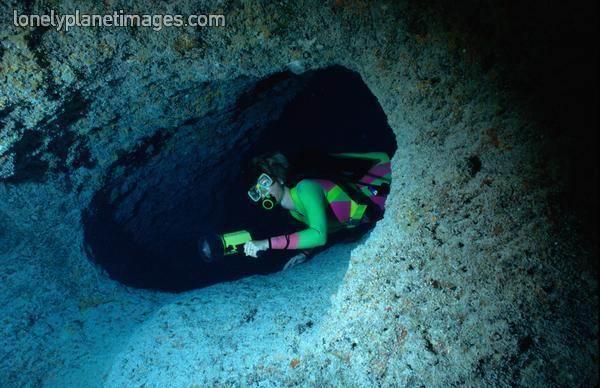 Crab Cay Crevasse