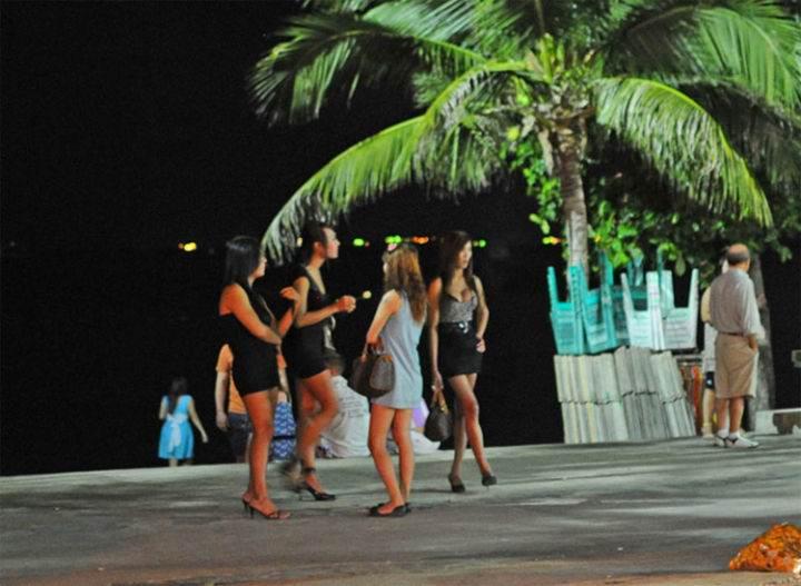 девушки в Паттайе как снять - Девушки в Тайланде - как снять девушку в баре и не только