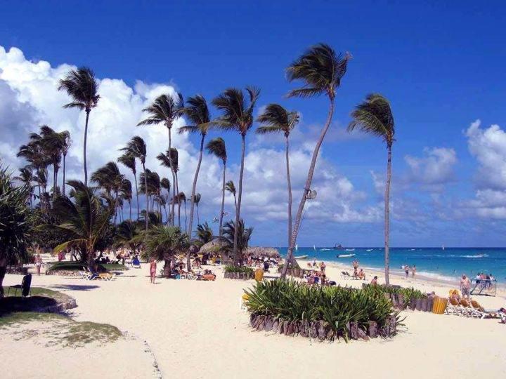 Лучшие пляжи Доминиканы - пляжи Баваро - Замечательные пляжи Доминиканы - пляжи Баваро в Пунта-Кане