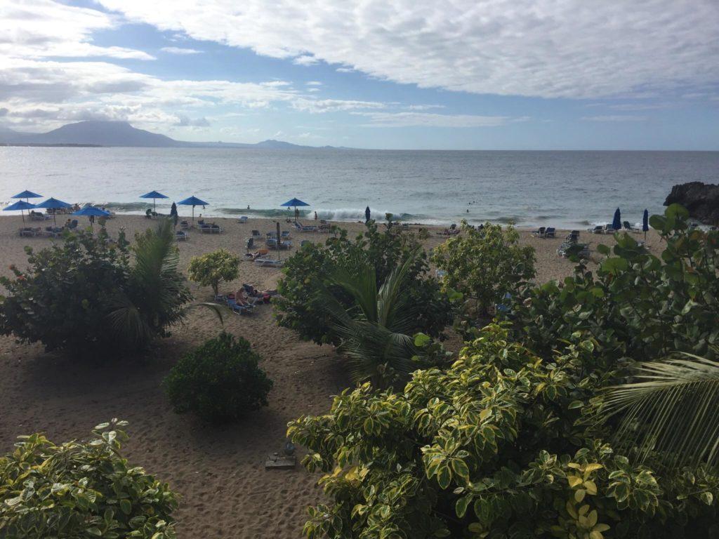 Пляж Алисия, общий вид
