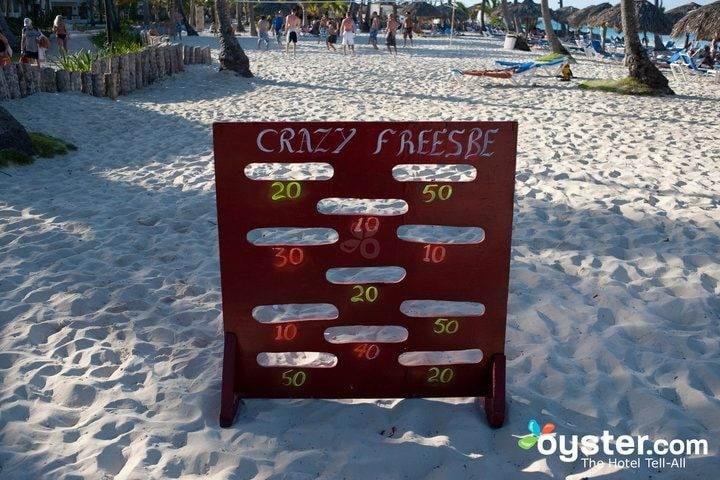 пляж occidental grand punta cana - Обзор отелей Доминиканы для отдыха с детьми