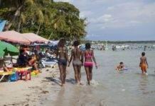 Бока чика доминикана пляж