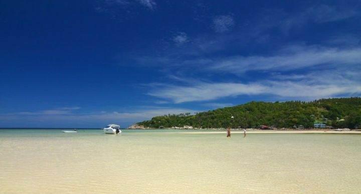 Пляж Чалок Бэй - Лучшие пляжи и бухты острова Ко Тао - Сайри Бич и Чалок