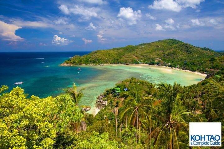 бухта Чалок - Лучшие пляжи и бухты острова Ко Тао - Сайри Бич и Чалок