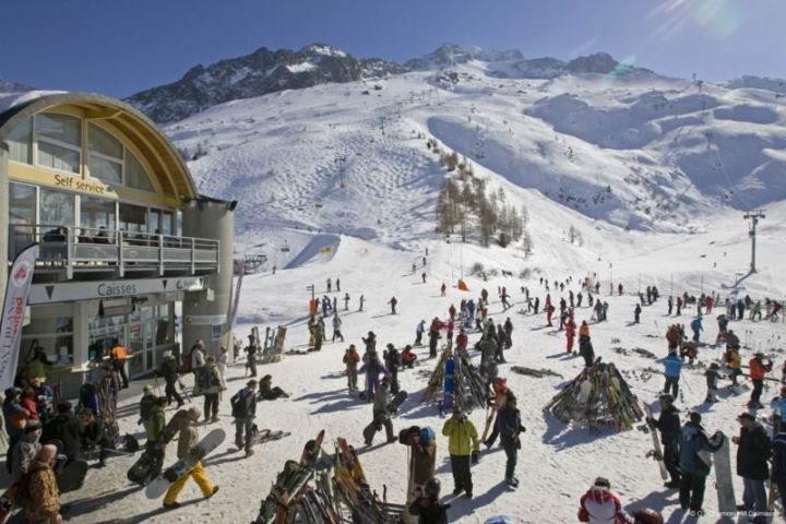 лучшие горнолыжные курорты chamonix-mont-blanc