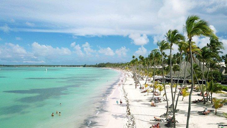 dominican-republic-punta-cana-bavaro-beach - Где и когда лучше отдыхать в Доминикане?