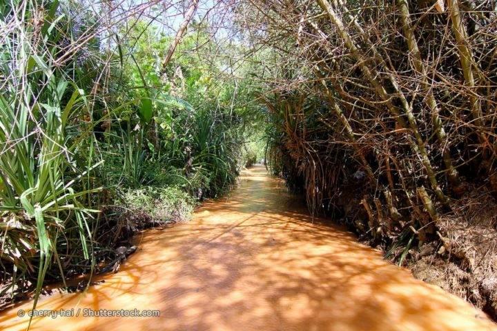 fairy stream - Пляжи Фантьета и другие достопримечательности