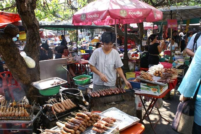тайский фастфуд