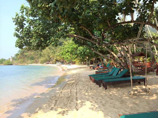Пляж Klong Kloi Ко Чанг