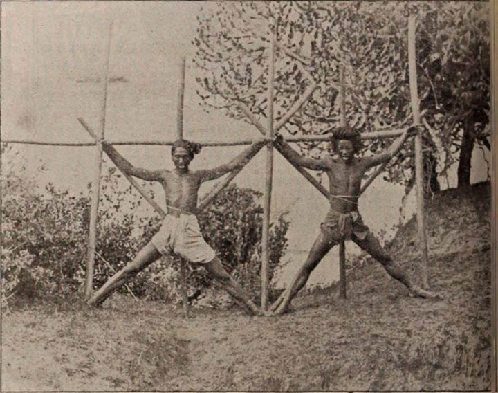 каннибализм на Фиджи