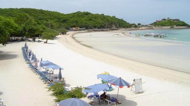 Пляжи острова Ко Ларн ko-larn-2