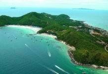Хотите отличное море и пляжи рядом с Паттайей? Остров Ко Ларн — для вас.