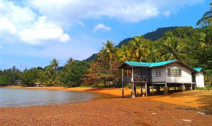 остров ко чанг ko chang - Остров Ко Чанг – отличное место для отдыха в Тайланде