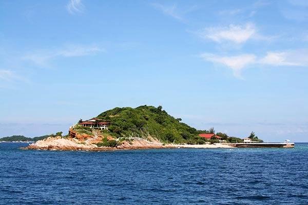 ko khrok остров возле Паттайи