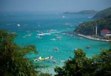 Попробуйте пляжный отдых и дайвинг на островах возле Паттайи