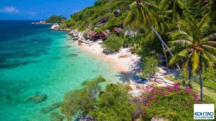 Сайри Бич - Лучшие пляжи и бухты острова Ко Тао - Сайри Бич и Чалок