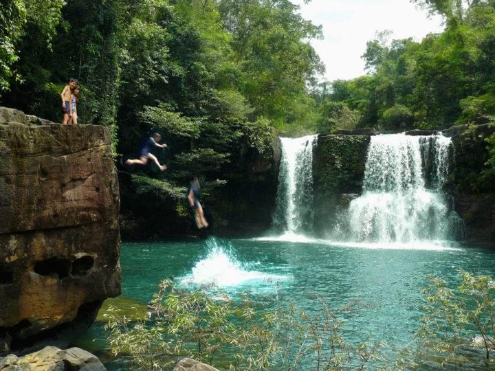 koh kood водопад ко куд - Это просто чудо: остров Ко Куд - почти Мальдивы в Тайланде