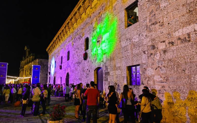 фестиваль в Санто доминго