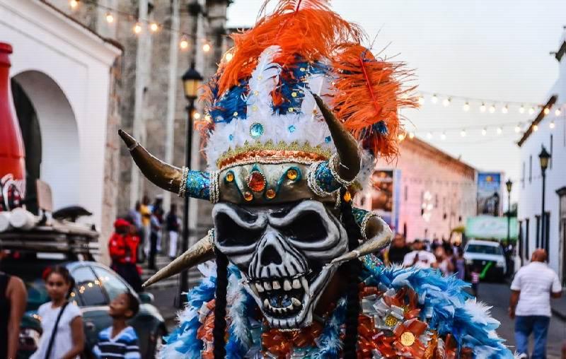 Колониальный фестиваль Санто Доминго Доминикана -