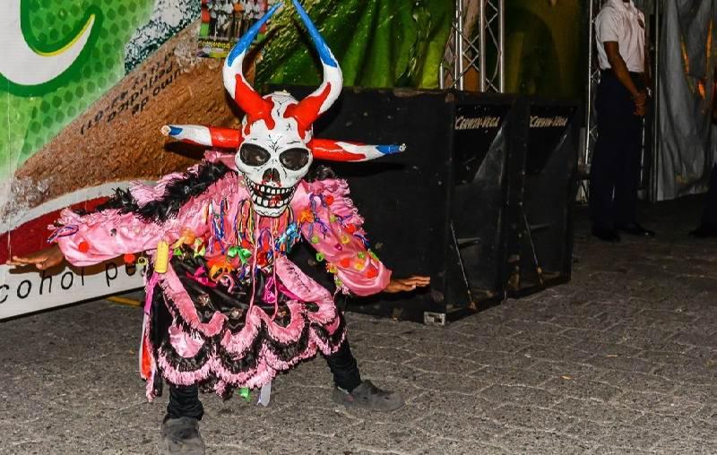 Колониальный фестиваль Санто Доминго -
